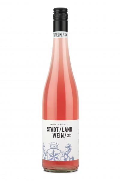 Stadt Land Wein - Roséwein 0,75 L